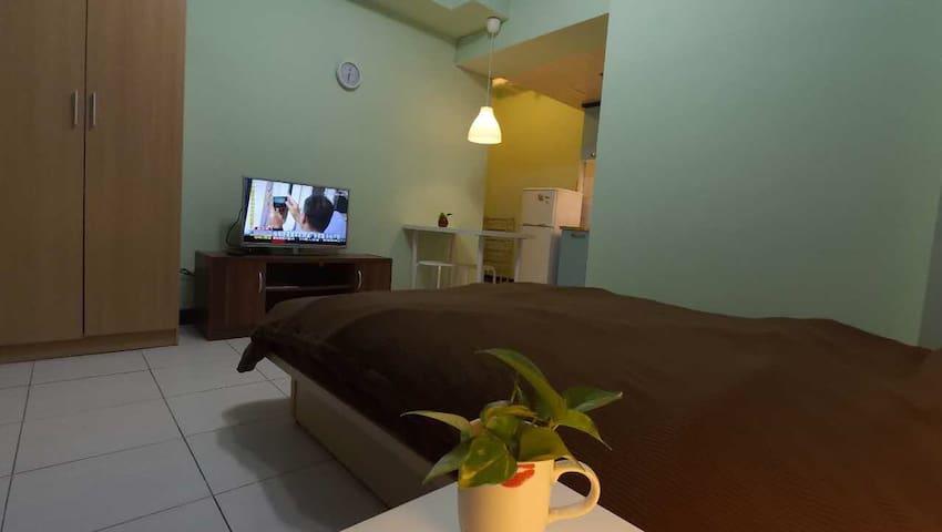 Tamsui [青山社區],獨立整套房,專屬空間,設備齊全,交通方便 - 淡水區