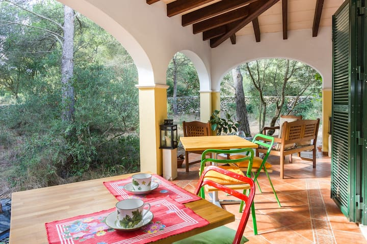 B&B - natura e relax tutto l'anno - Es Mercadal - Bed & Breakfast