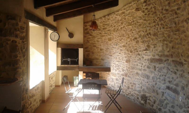 casa rural mave - Villarroya de los Pinares - Huis