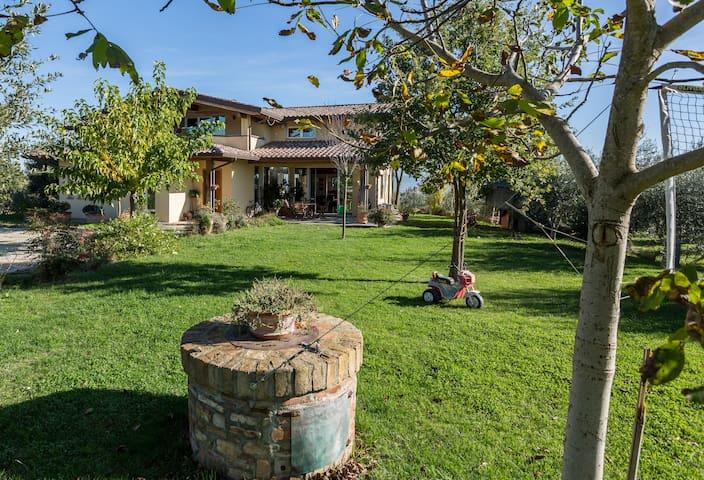 Panorama Est -Umbrian Countryside - Pérouse - Villa