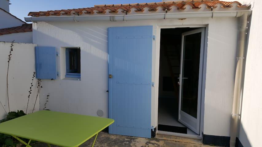Charmante maisonnette à 500m de la mer - Bretignolles-sur-Mer - Casa