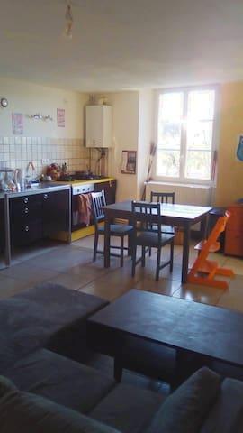 suite privée calme à Arbois - Arbois - Hus