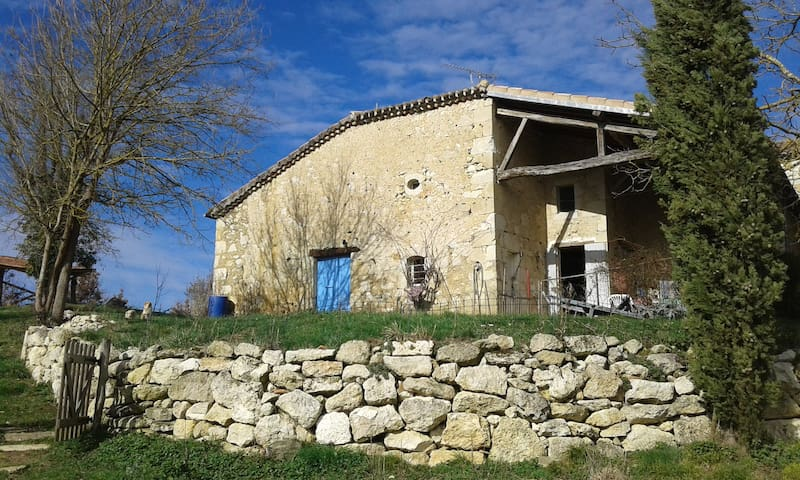 """self-catering cottage in """"rural Gascony"""" - Saint-Mézard - 산장"""