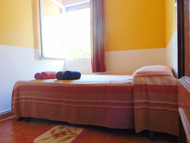 Double Private room with breakfast near the beach - Barcelona - Byt