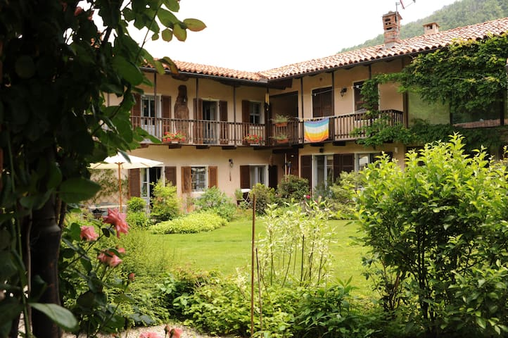 a haven of peace in a charming sawmill in Piedmont - Chiusa di Pesio - Apartment