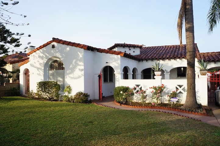 Nice Spanish Style Guest House - East Los Angeles - Casa