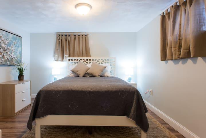 Private In-Law Suite in Cambridgeport. - Cambridge - Appartamento