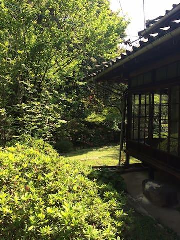 Traditional Japanese garden House!! - Kurume-shi - Дом