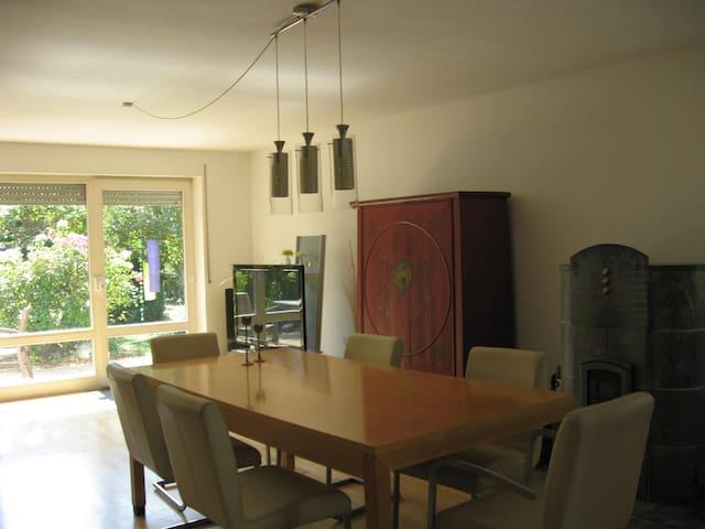 Studio 29 qm+Bad Nähe Audi+TOP Anbindung in Haus - Ingolstadt - Hus