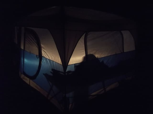 Boundary Bridge Camping - Darrington - Telt