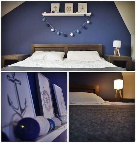 Pod Winogronami: komfortowy Apartament dla Ciebie - Mielno - Departamento