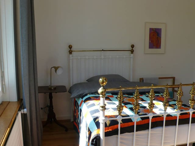 Ruhiges Zimmer an zentraler Lage in Wil - Wil - Bed & Breakfast