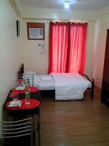 Privately feel relaxing in a quiet and safe place! - Quezon City - Condominium