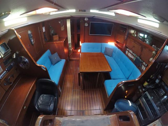 Classic 45 foot sailboat - Cayo Hueso - Casa