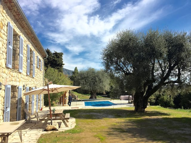 La Fenice, luxury with private heated pool - Le Bar-sur-Loup