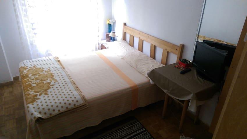 Habitacion privada cerca aeropuerto - Madrid - Daire