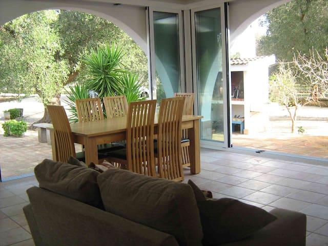 B&B in our beautiful Puglian villa - San Vito dei Normanni