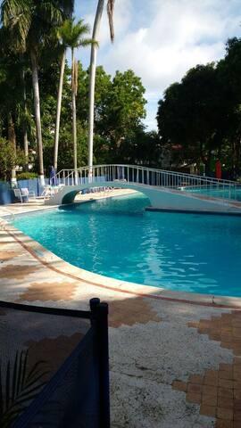 Girardot tranquilidad y descanso familiar - Ricaurte - Apartament