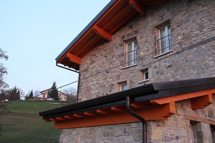 Bergamo Apartment Agritourism La Fontana - Zogno - Wohnung