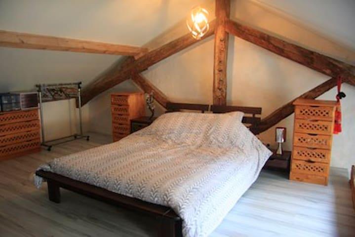 Apartment Cheval (sleeps 2-5) - Ornolac-Ussat-les-Bains - Leilighet