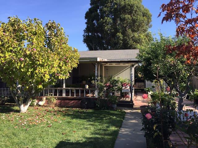 Yana's Garden House near BART - Castro Valley