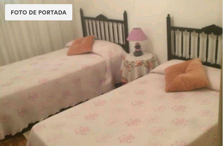 Alquilo habitacion por san fermines - Pamplona - Departamento