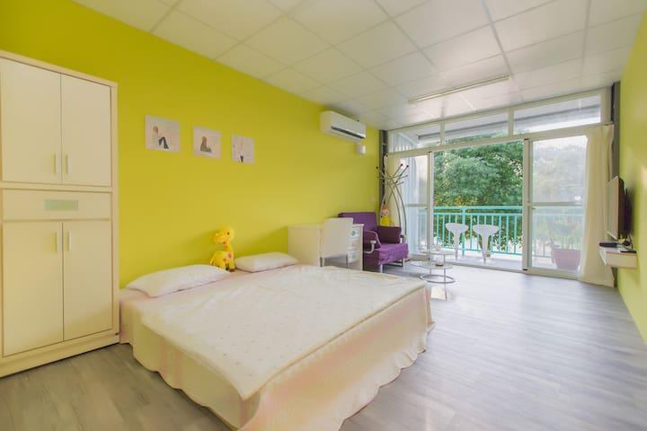 Aircraft Room-Taichung CCK airport PWcafe&Inn - Daya District - Ev