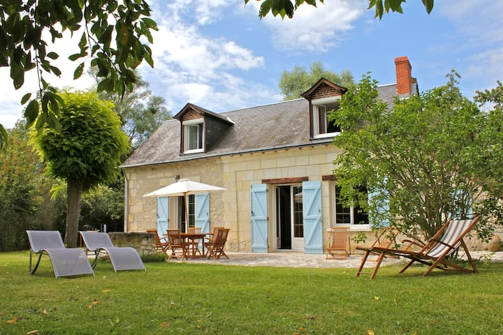Country cottage - Loire Valley - Le Petit-Pressigny