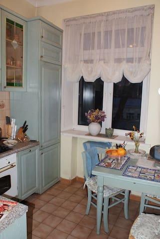 3 bed room ap. in downtown of Kiev - Kiew