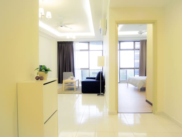 G2 seaview condo 海景度假公寓 - Malacca - Appartement