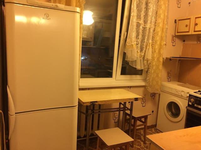 Трёхкомнатная квартира в 5-ом микрорайоне - Klin