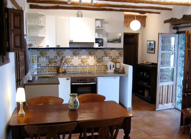 Mountain house with garden - Corona - Pórtugos - Apartemen
