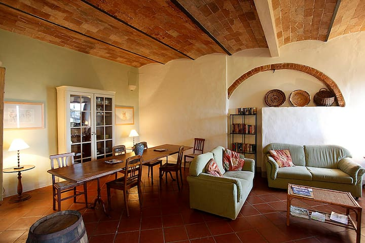 Large ApartmentI with pool -Chianti - San Casciano In Val di Pesa