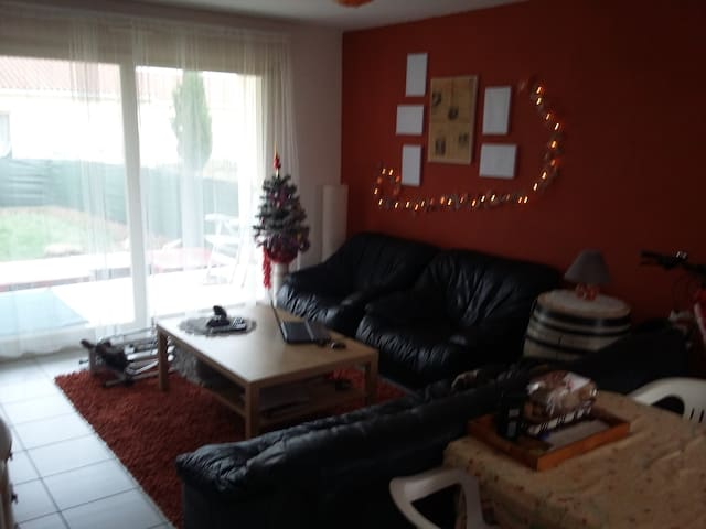 1 chambre aux portes du Périgord - Terrasson-Lavilledieu - Apartamento