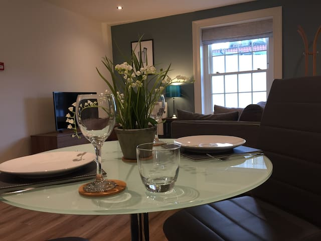 The Cobbles, Howden (Apartment) - Howden - Lejlighed