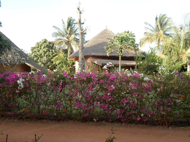 located villa in Saly , SENEGAL - Saly Portugal