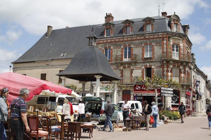 Chambres d'hôtes Le-Parc - Méry-és-Bois - Bed & Breakfast