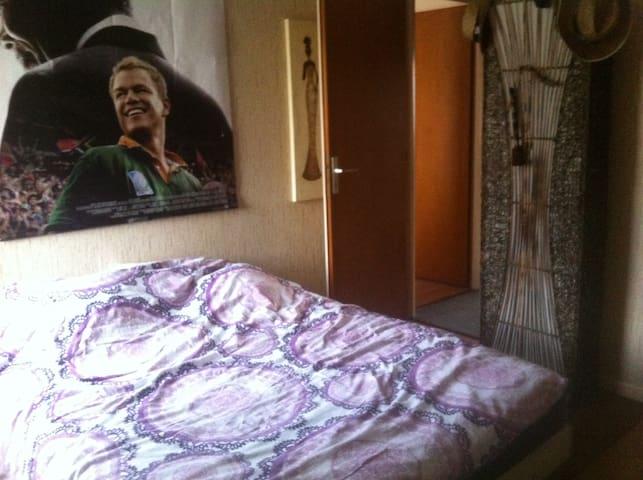 Chambre privative dans joli appartement - Bons-en-Chablais - Hus