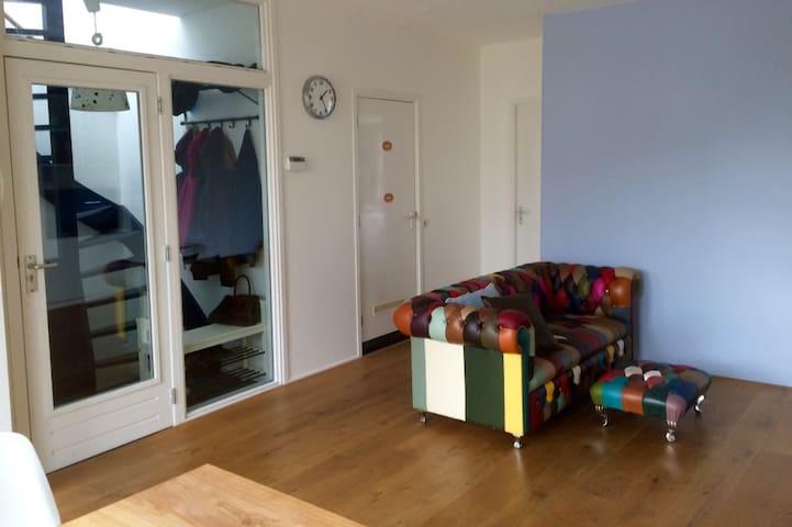 Elegant apartment in middle of city centre! - Utrecht - Apartamento