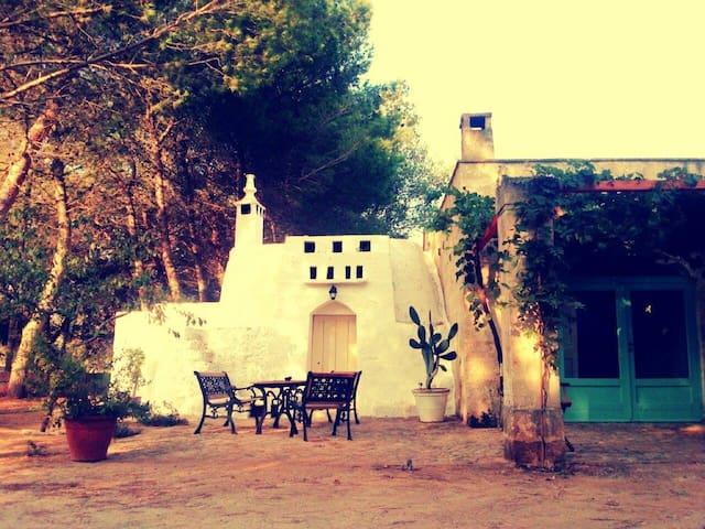 Casina Misa- Country House Trullo Puglia wifi - Francavilla Fontana - Villa