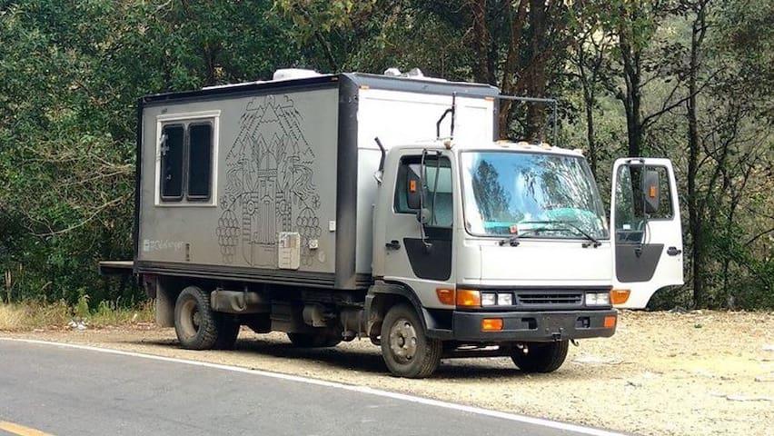Odin Camper - House on Wheels! - Miramar - Camper