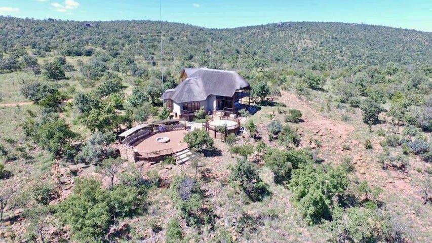 Highlands Wilderness bush retreat - Bela Bela - Maison