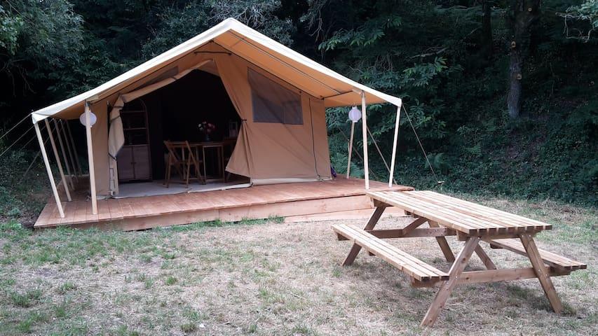 Lodge 4 personnes - Le Champ-Saint-Père - Lerhydda