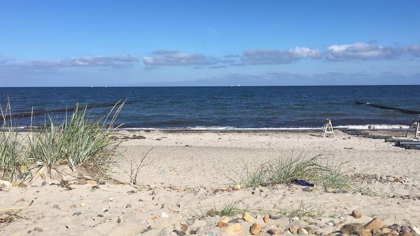 In nur ein paar Schritten an die Ostsee... - Börgerende-Rethwisch