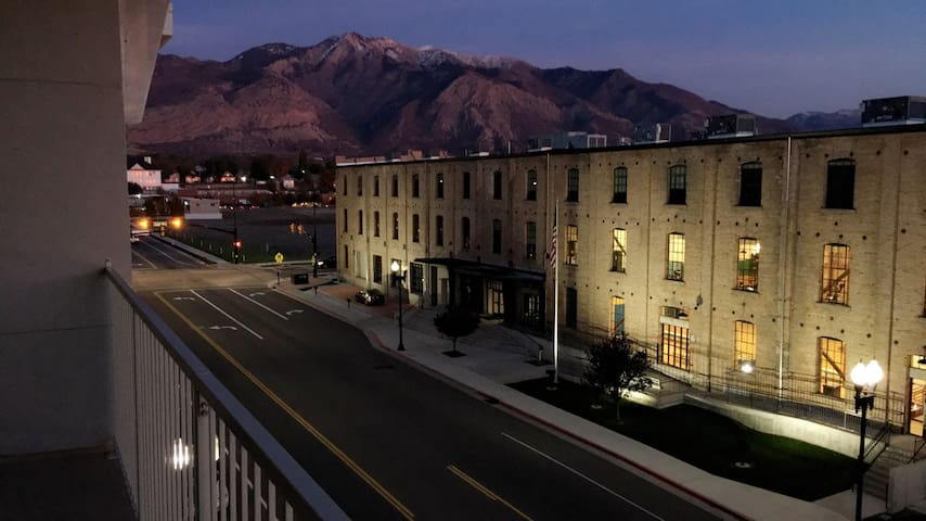 Luxury apartment in the heart of downtown Ogden - Ogden - Appartement
