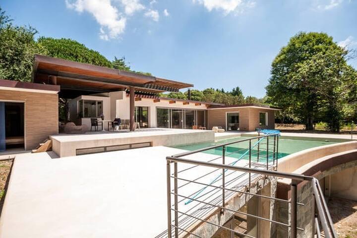 Villa with swimming pool in the countryside - Soriano Nel Cimino - Villa