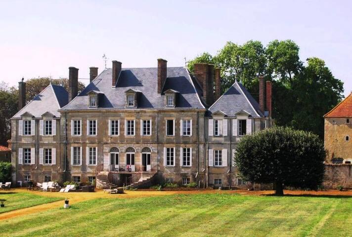 Château des Noces - Bazoges-en-Pareds - Slott