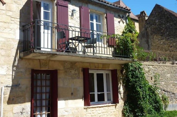 Maison de village,proche de Domme et Sarlat - Cénac-et-Saint-Julien - Huis
