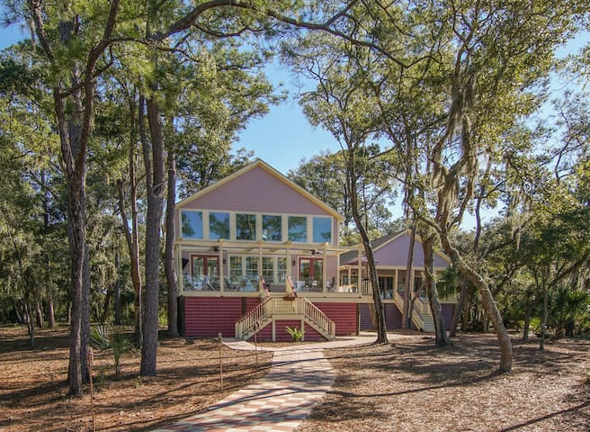 Private Island Cottage - Beaufort