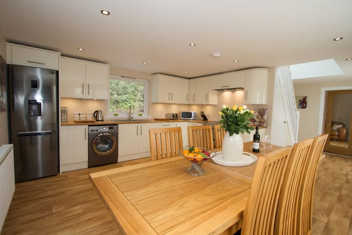 Tranquil Self Catered Country Cottage - Aberdeenshire - Huis